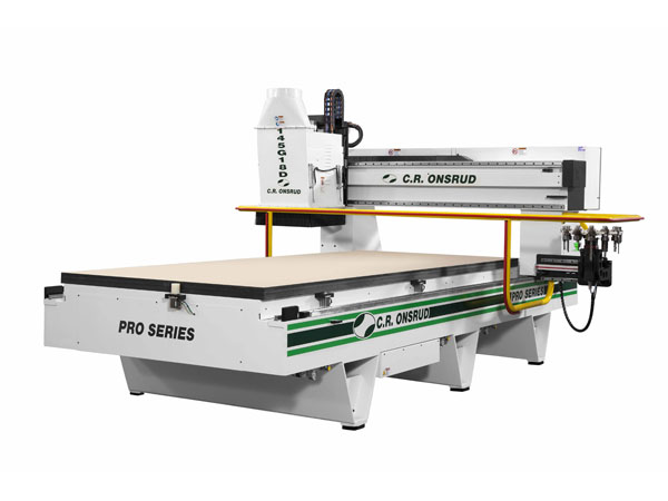 14G18 CNC Router Right View