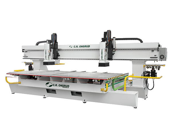 148HD18 CNC Router Right View