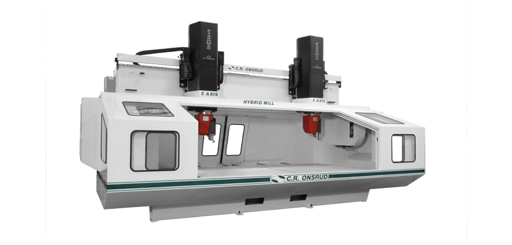 CNC Machine Hybrid Mill