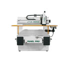 Front View of 145G Pro Series CNC Router with Optional Aluminum Router Bed
