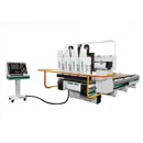 193G18H4 CNC Router with 4 Programable Spindles and OSAI CNC Controller
