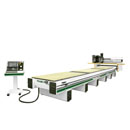 288G Frame Pro Roller Hold Down Series CNC Router