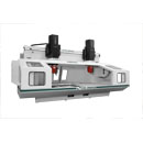 F148HM50H2 Hybrid Mill Dual Process CNC Machining Center with Split Tables