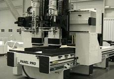 Muli-Spindle CNC Router